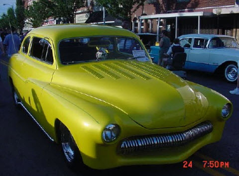1950 MERCURY 350 HP