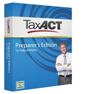 Taxact Federal Returns