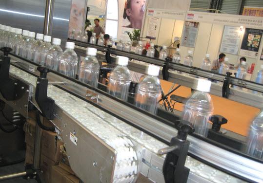 Packaging Bottling And Air Conveyors