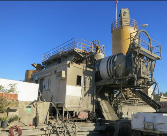 Montreal Cement Plants : Concrete wet cast and dry mayapolis